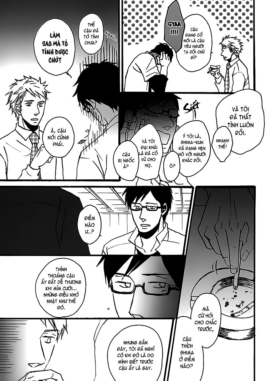 Trang 13 - Dù Thế Nào Em Vẫn Yêu Anh--EXTRA 2--[ShuShi Group] (- Yoneda Kou) - Truyện tranh Gay - Server HostedOnGoogleServerStaging