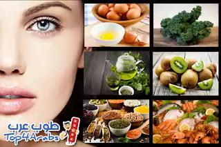 أغذية تزيد من مقاومة البشرة للبرد القارس