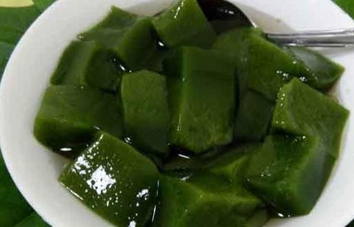 Cara membuat cincau hijau agar kenyal & tidak bau daun