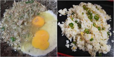 Resepi Nasi Goreng Telur