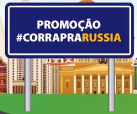 Promoção Visa Easy Táxi Copa do Mundo 2018 Corra Pra Rússia Viagens