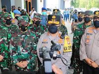 Kapolda Jatim: Kami Sinergi Dengan TNI dan Pemprov, Lakukan Operasi Yustisi Turunkan Angka Covid-19