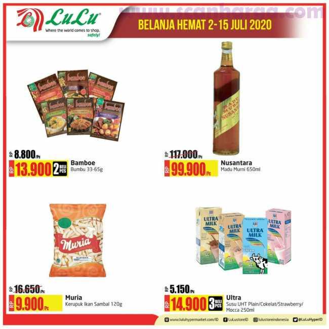 Lulu Hypermarket Katalog Belanja Hemat Terbaru Periode 2 - 15 Juli 2020 4