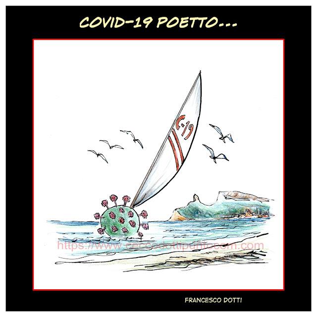 Covid-19 Poetto