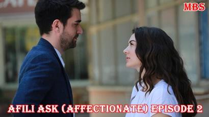 Episode 2 Afili Aşk
