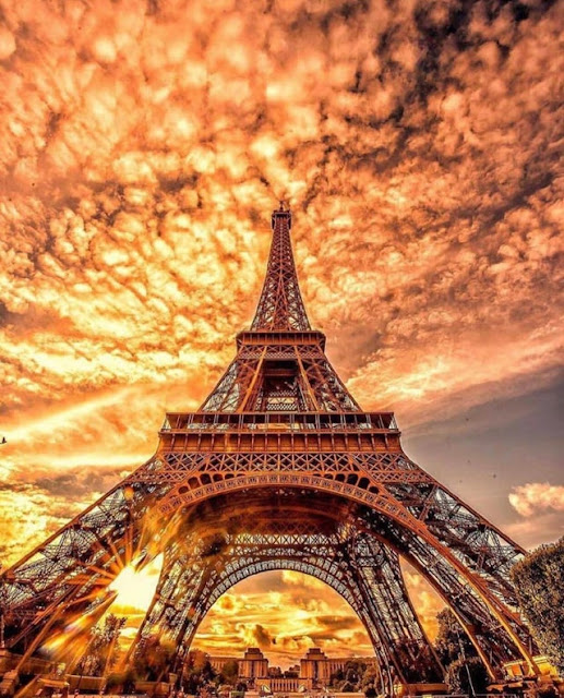 Eiffel Tower ~ Paris, France