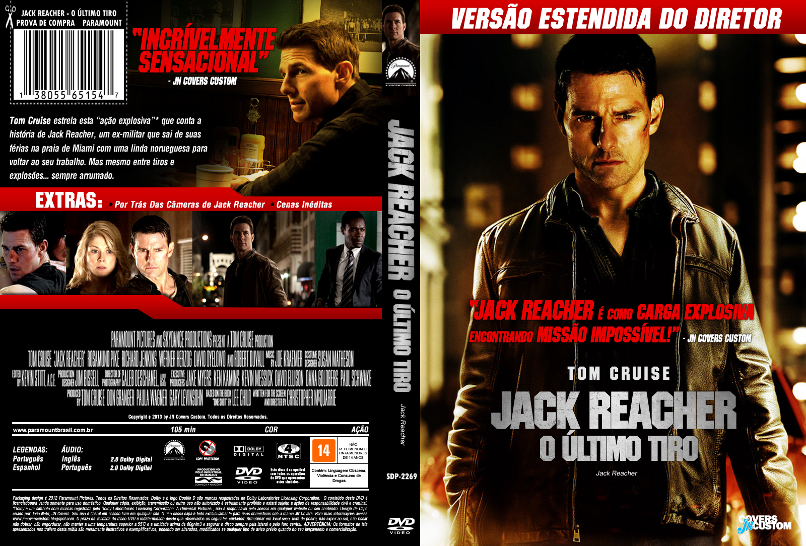 Jack Reacher 2 Online