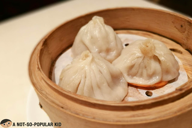 "Pork Xiao long bao, ""Nan Xiang"" (3 pcs)"