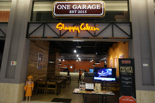 (Food Review) One Garage, M mall Penang