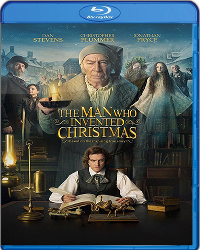 The Man Who Invented Christmas [2017] [BD25] [Subtitulado]