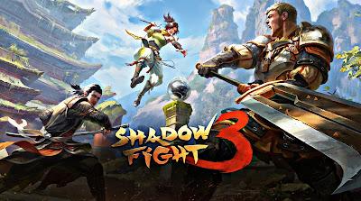تحميل لعبة Shadow Fight 3 v1.7.1 مهكرة للاندرويد آخر اصدار 2018