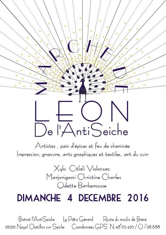 Marché de Léon