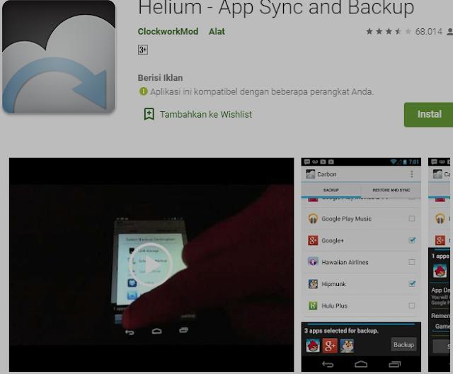 Cara Backup Data Android Dan Menjaga Semuanya Agar Aman. 17
