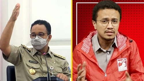 Soroti Anies Baswedan, Politikus PSI: Tiap Dia Ngomong Covid Ada Saja Masalah Baru