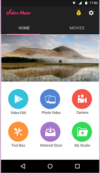 VideoShow Android  Video Editor &Maker Android