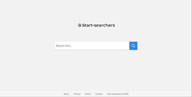 Start Searchers y Start-searchers.com (Hijacker)