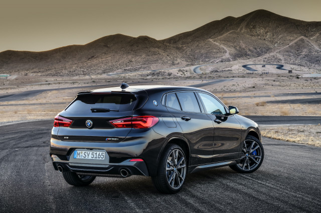 2020 BMW X2 Review