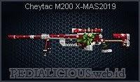 Cheytac M200 X-MAS2019
