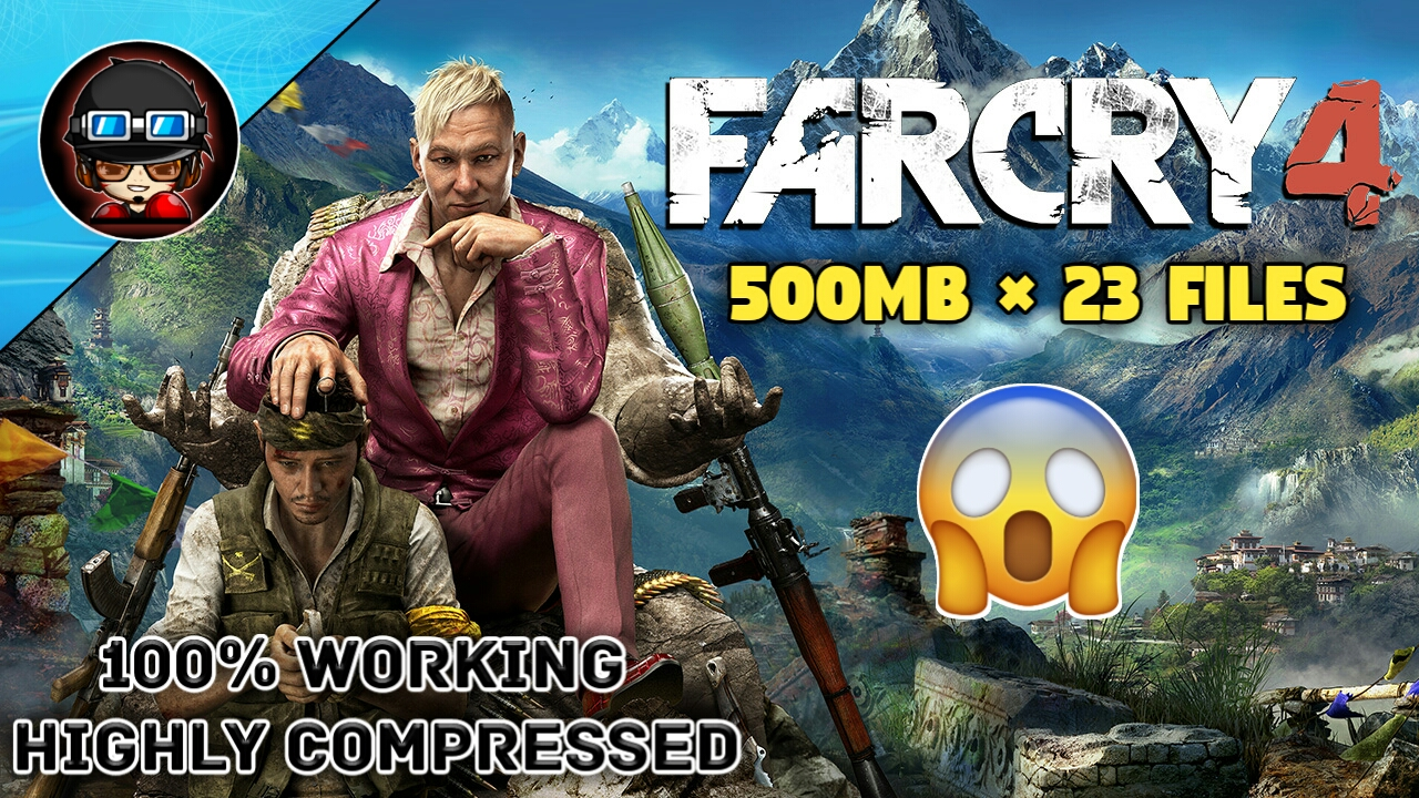 10 8gb Download Far Cry 4 Gold Edition All Dlcs Game For Pc