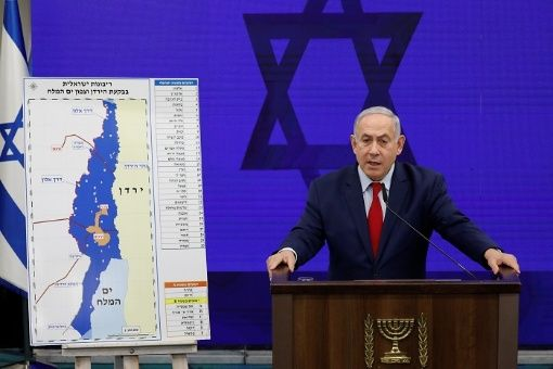Plan de Netanyahu de anexar Cisjordania complica la paz entre Israel y Palestina