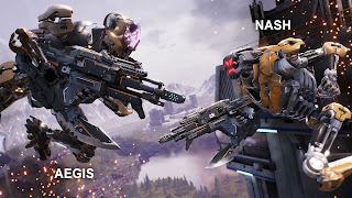 Juggernaut : Aegis dan Nash - Apa Itu LawBreakers?