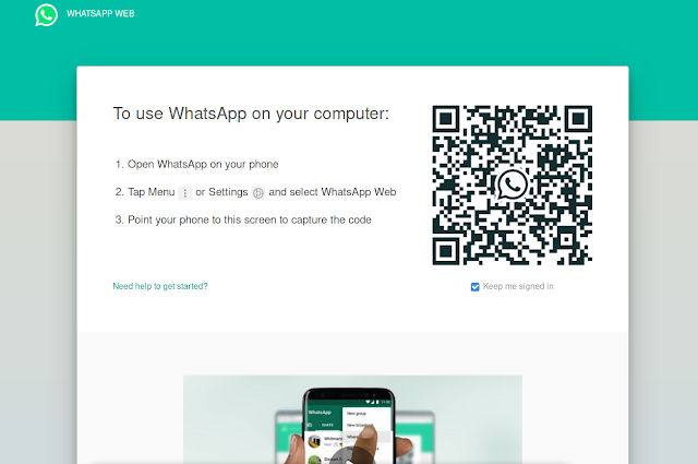 whats app web How to Enable Dark Mode in a Simple Trick