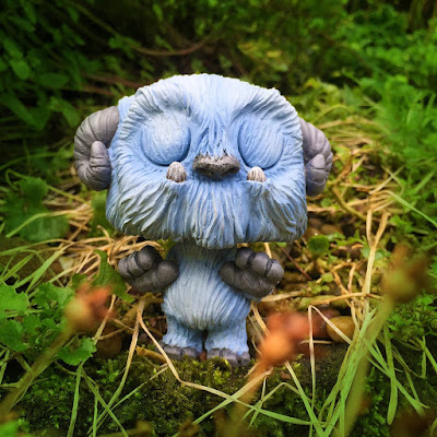 Willy Wampa Star Wars Resin Figure by UME Toys