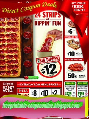 Coupons for godfather's pizza online