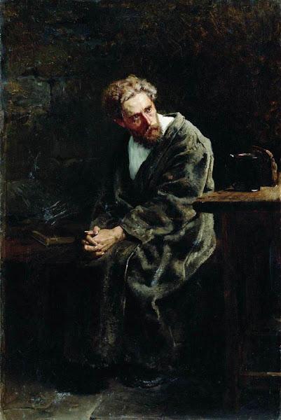 Маковский Владимир Егорович - Узник. 1882