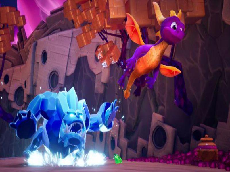 Spyro Reignited Trilogy PC Game Free Download