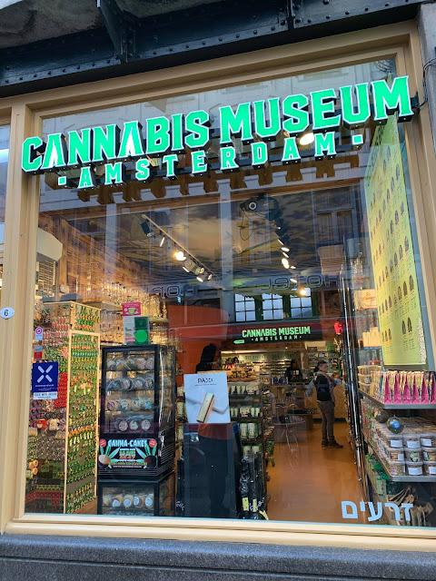 Amsterdam cannabis museum