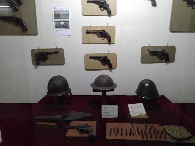senjata museum perjoangan