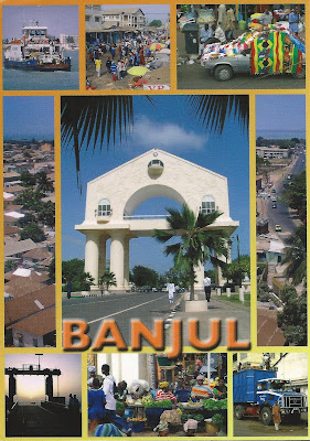 capital of The Gambia