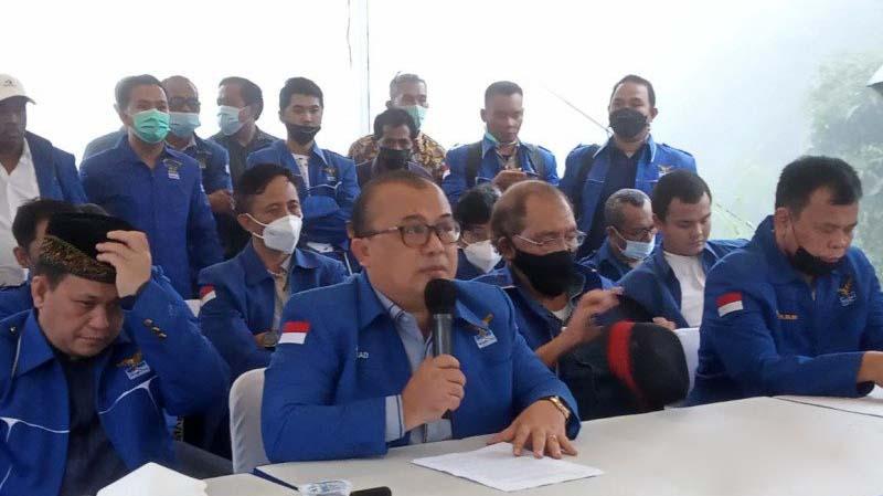Ini isi Tuntutan Kubu Moeldoko Gugat Partai Demokrat ke PN Jakpus