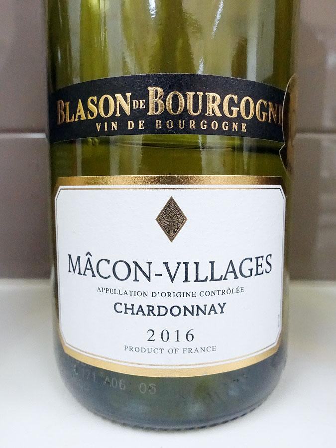 Blason de Bourgogne 2016 (88 pts)