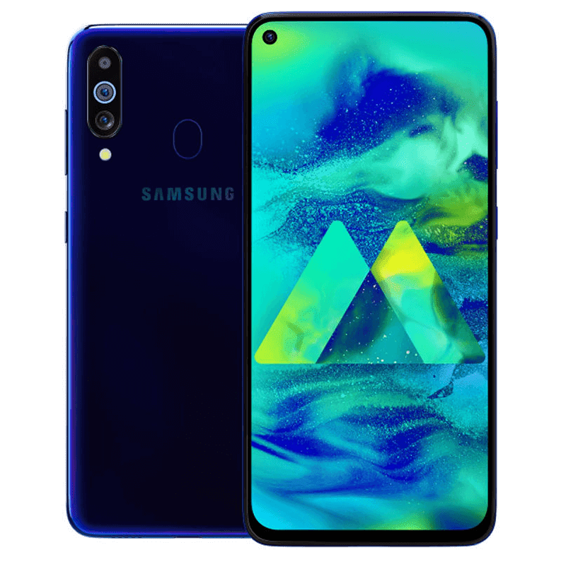 Samsung Galaxy M40 with Infinity-O, screen sound, and SD675 now official