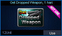 Get Dropped Weapon