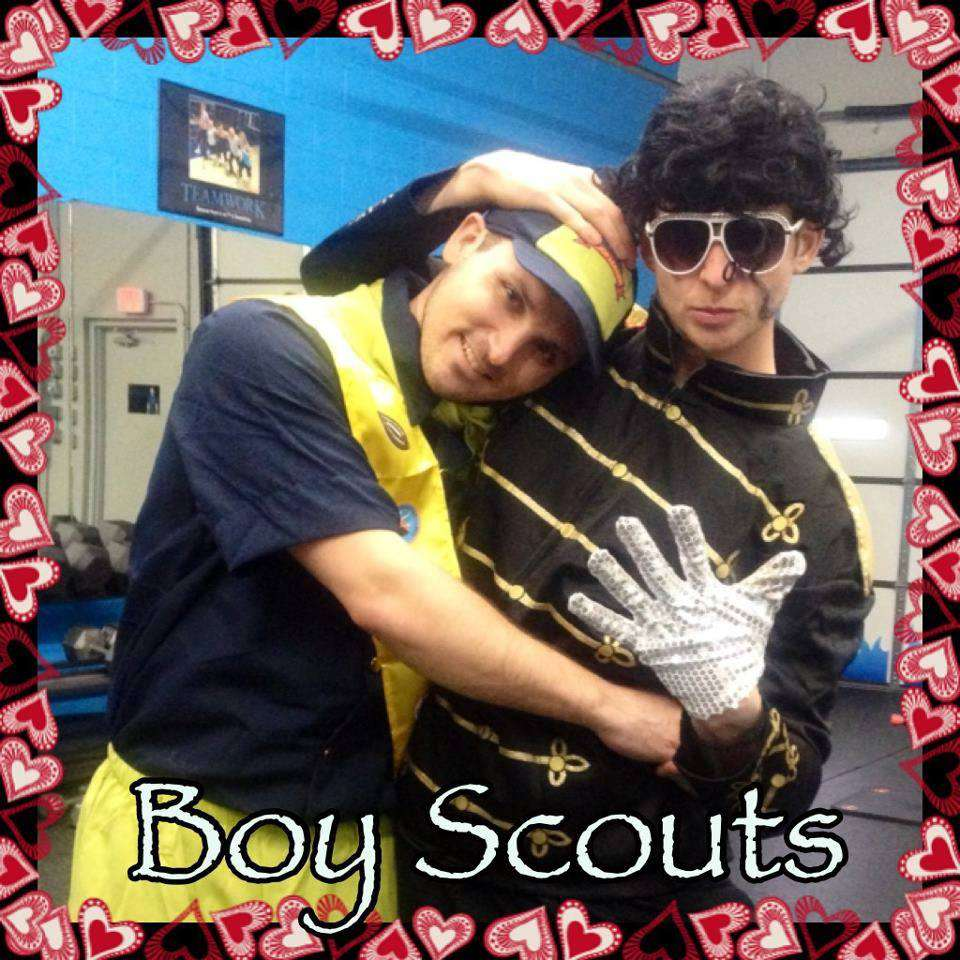 National Boy Scout Day Wishes Pics