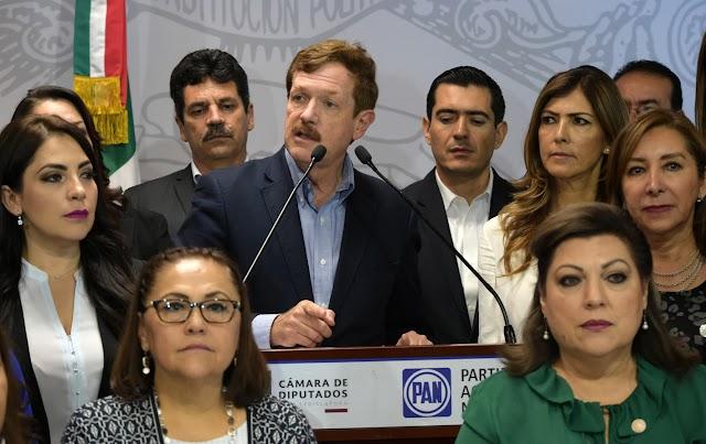 PAN exige a AMLO acepte recomendaciones de la CNDH sobre estancias infantiles