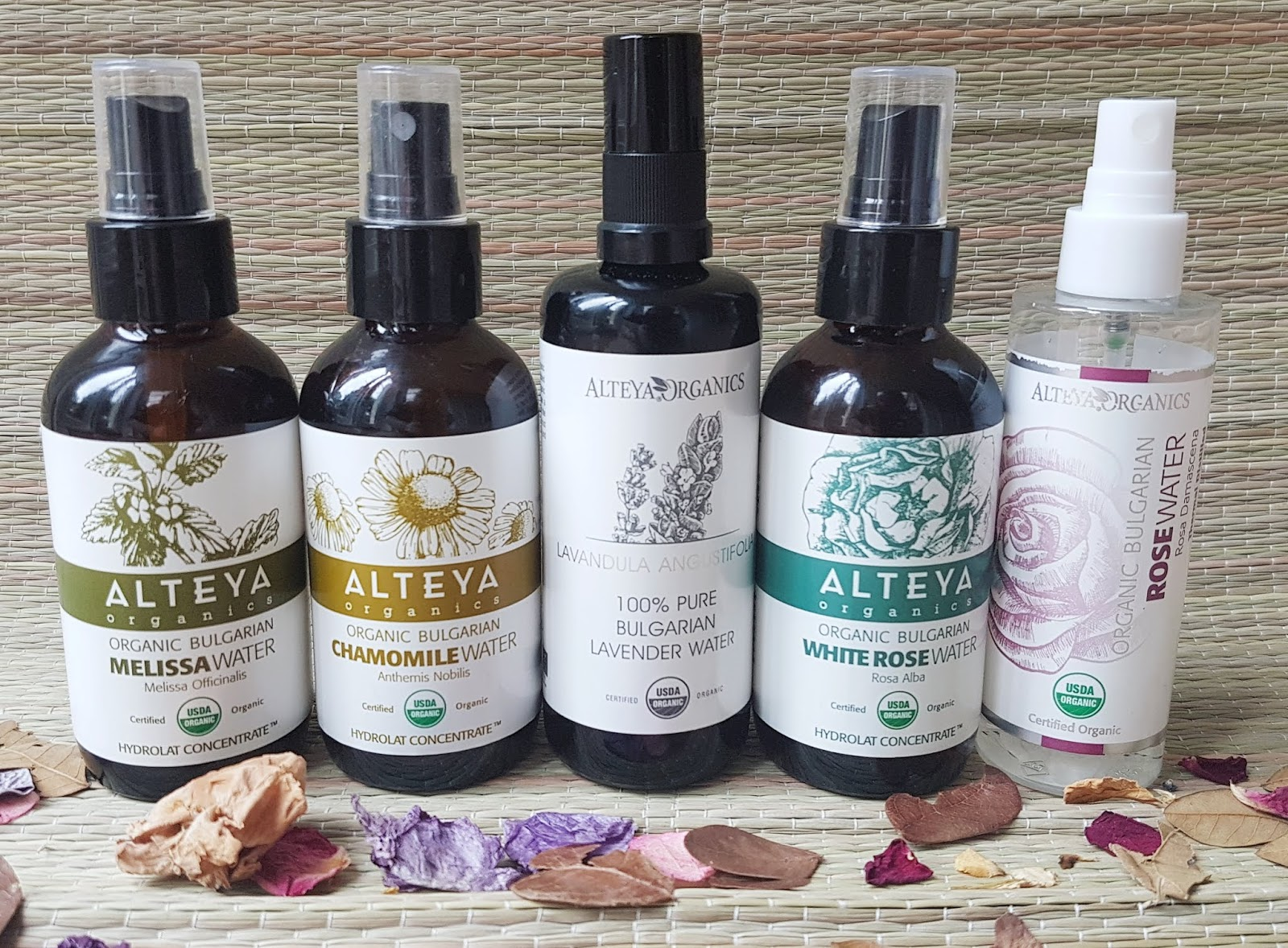 Alteya Floral Water Mist Review
