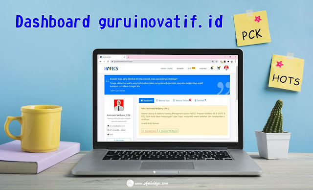 dashboard guruinovatif.id