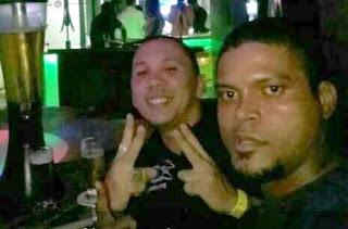 Danilo Livramento de Santana Santos, 29 e Caio