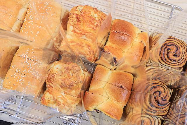 MG 7835 - 熱血採訪│台中麵包推薦,超夯生吐司、好吃小法國麵包,還有橫掃日本三大便利店的米蘭諾布丁!