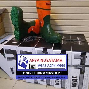 Supplier Novax 30KV Sepatu Listrik Murah di Karanusatama