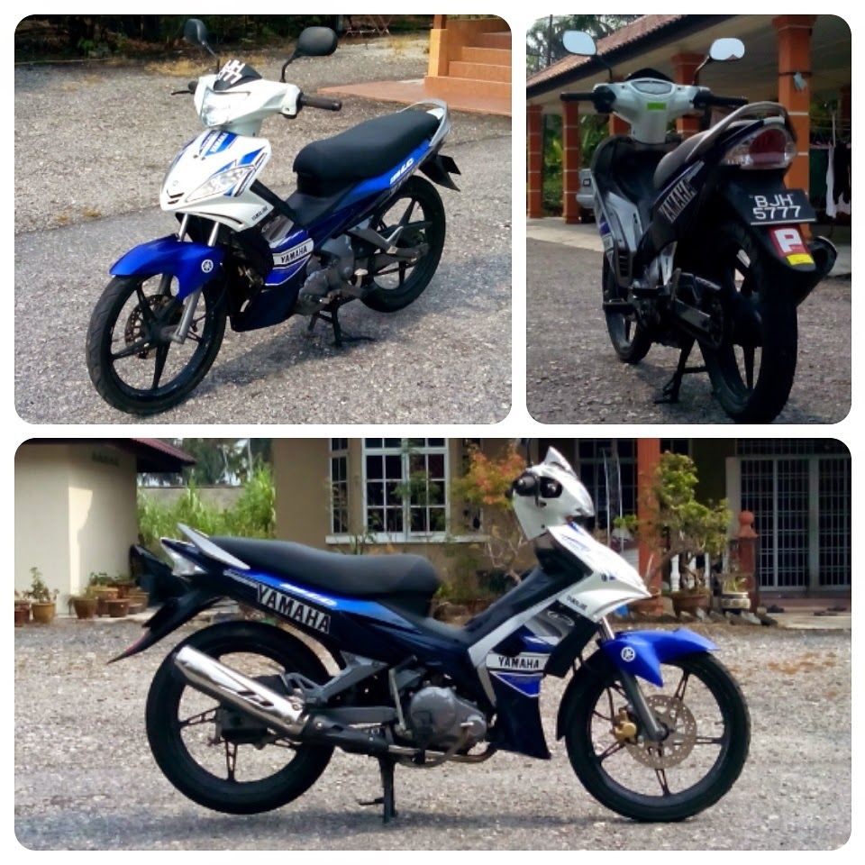 Yamaha 135lc First Model - 0425