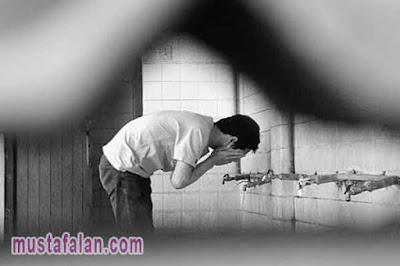 doa tata cara wudhu beserta gambar