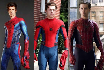 Possible New Costumes For Past Spider-men In Spider-Man: No Way Home Leaked?