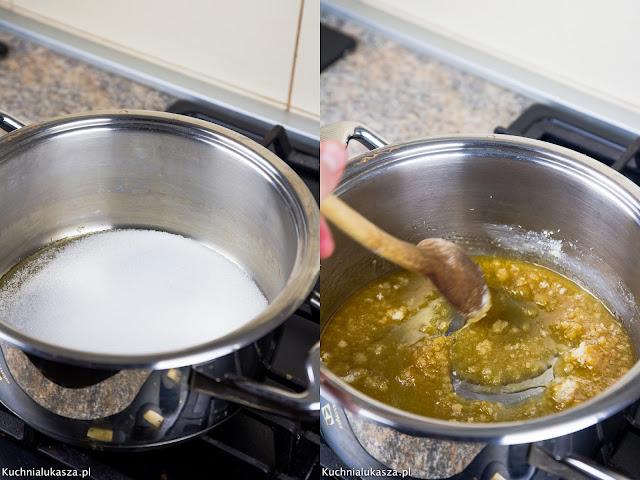 Solony karmel - przepis