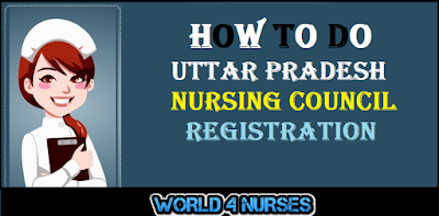 How to do Uttar Pradesh Nursing Council registration