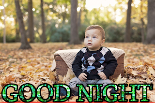 Good night baby image hd, baby image good night